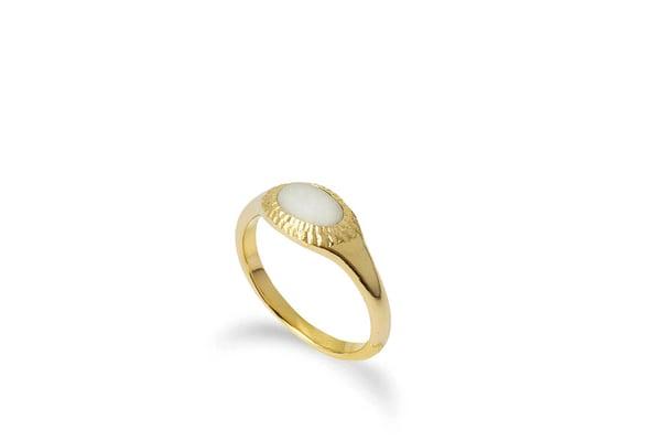 Image of Galea Ring 18K Gold