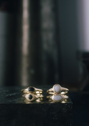 Image of Galea Ring 18K Gold