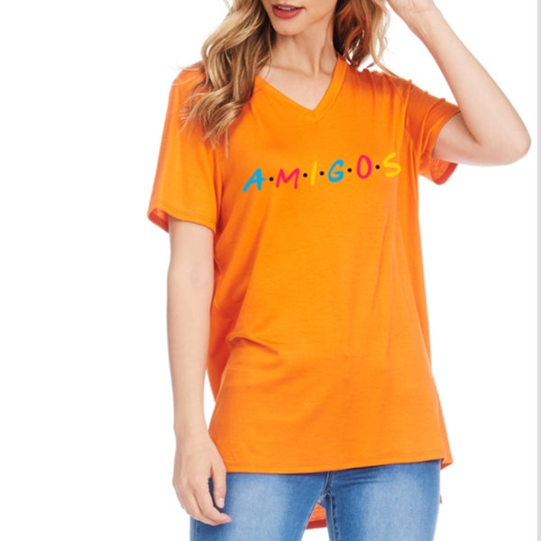 Image of Amigos (Friends) Tshirt