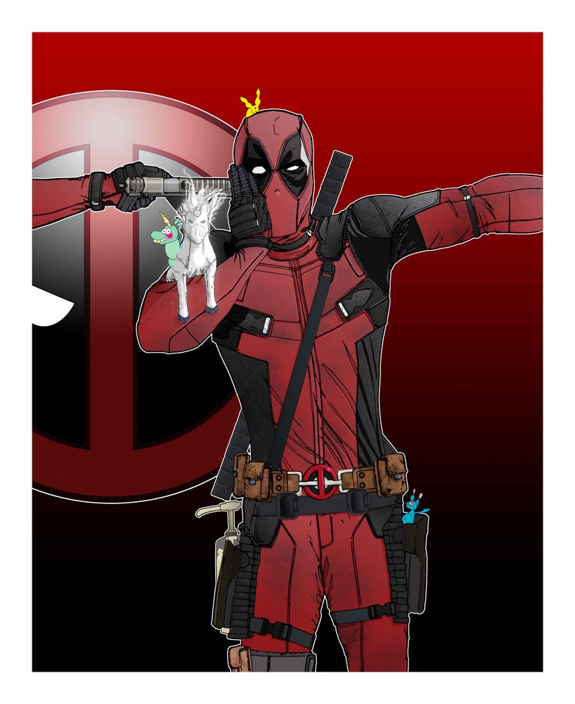 Image of Deadpool: Almost There