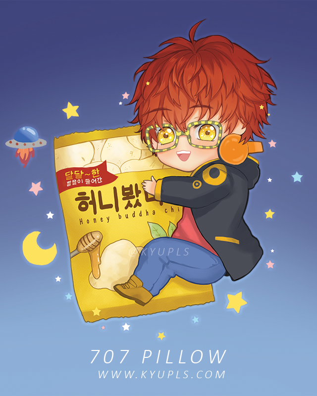Image of Mystic Messenger Pillows