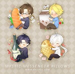 Mystic Messenger Pillows