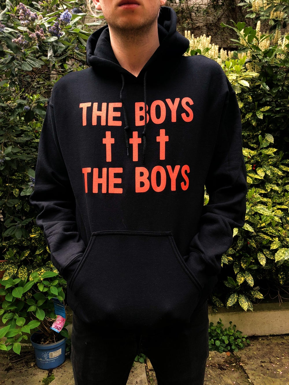 Image of THE BOYS ✞ HOOD