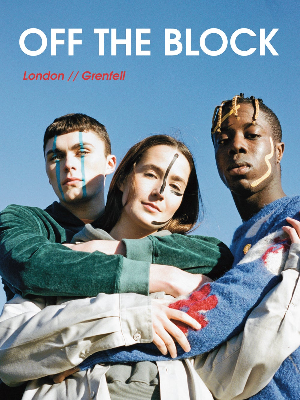 Image of Off The Block Issue #1: London // Grenfell