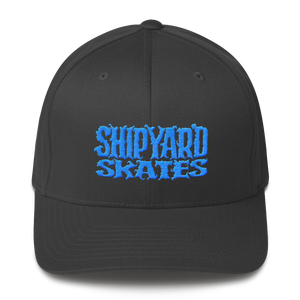 Image of Shipyard Skates Flex Fit cap