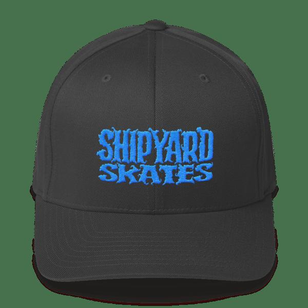 Image of Shipyard Skates Flex Fit cap