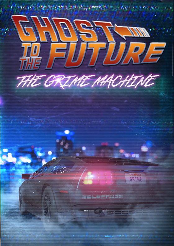 Image of Ghost to the Future: The Grime Machine DVD