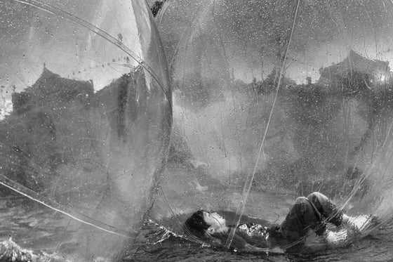 Image of Boy In A Bubble