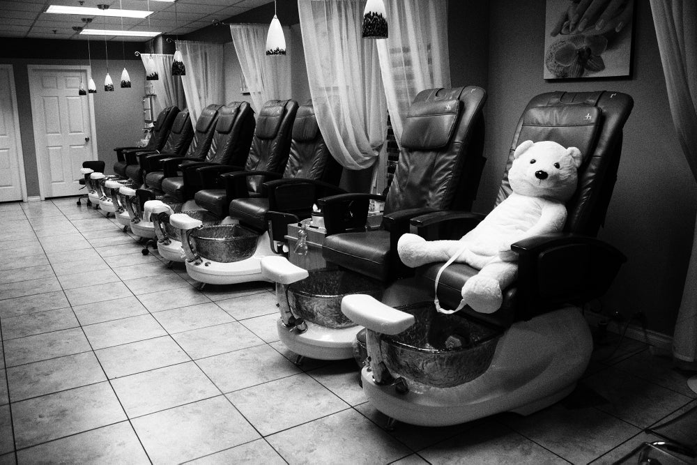 Image of Teddy at Salon