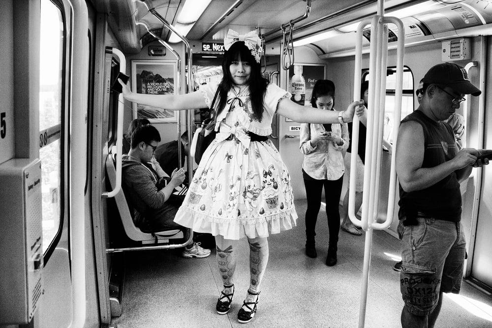 Image of Harajuku Girl