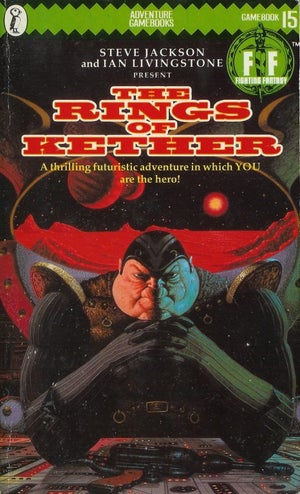 Image of The Rings Of Kether A4/A3 prints