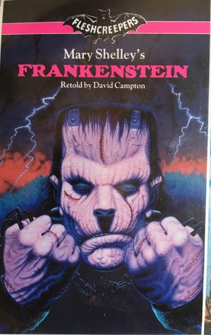 Image of Frankenstein A4/A3 prints