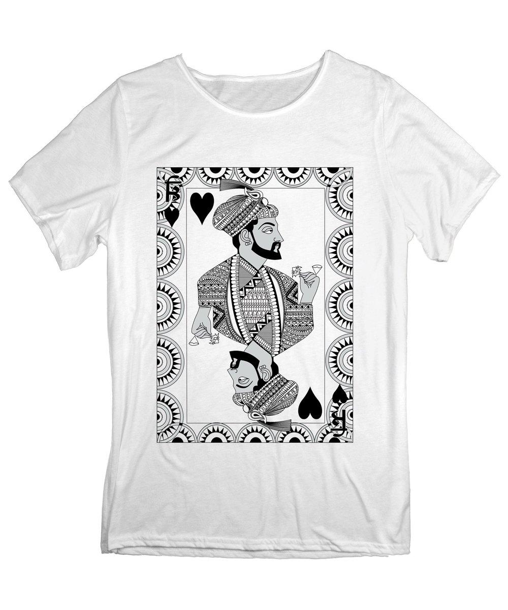 Image of DIL KA RAJA - Unisex Tshirt