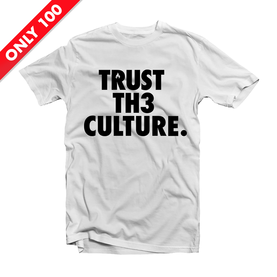 Image of TRUST TH3 CULTURE. - by Don't Hate Miami