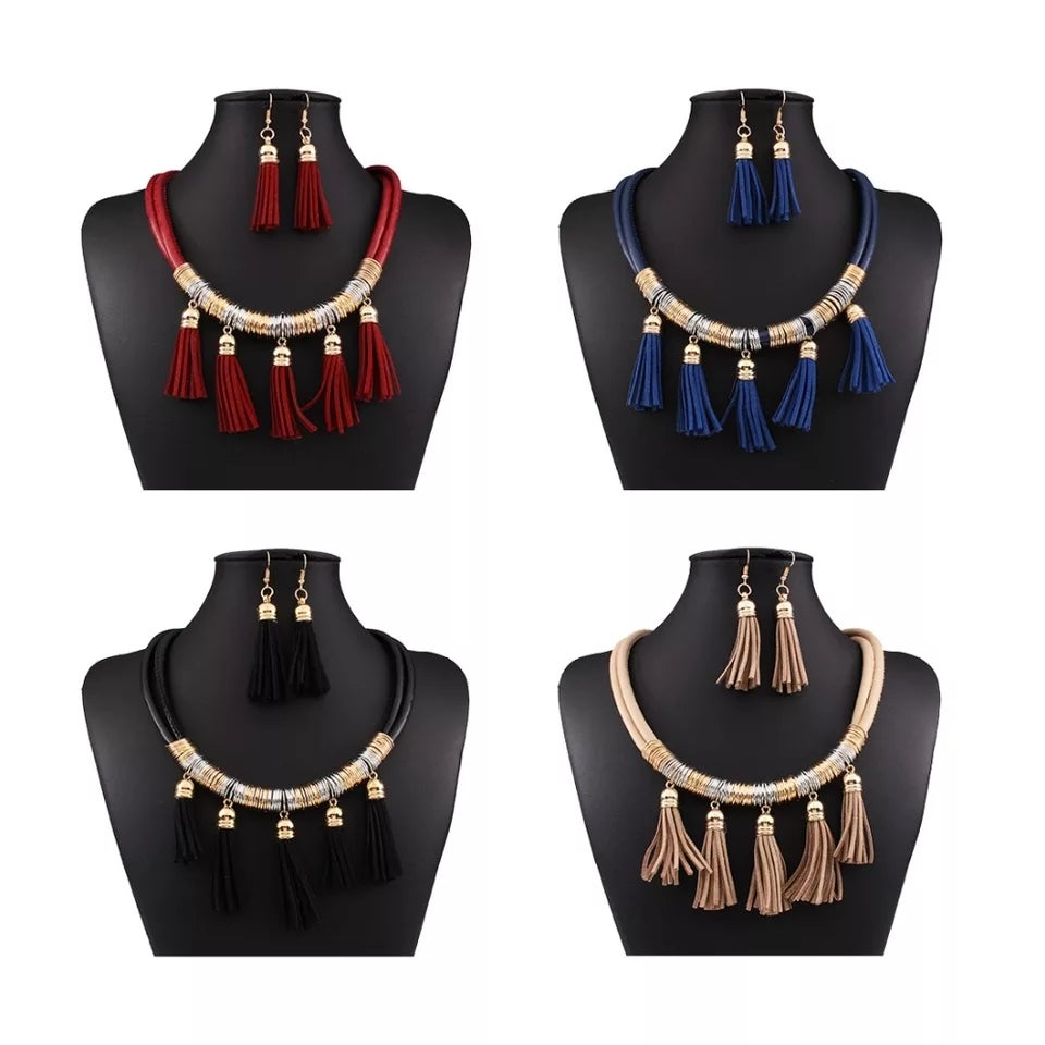 Image of Janet Necklace Set