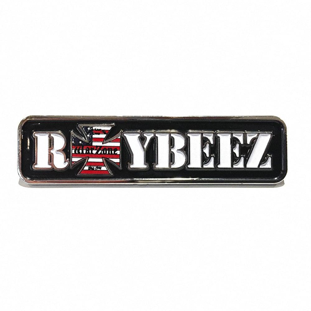 Image of RAYBEEZ Pin