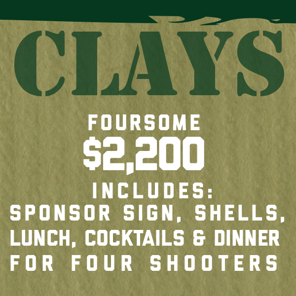 Image of Clays Foursome