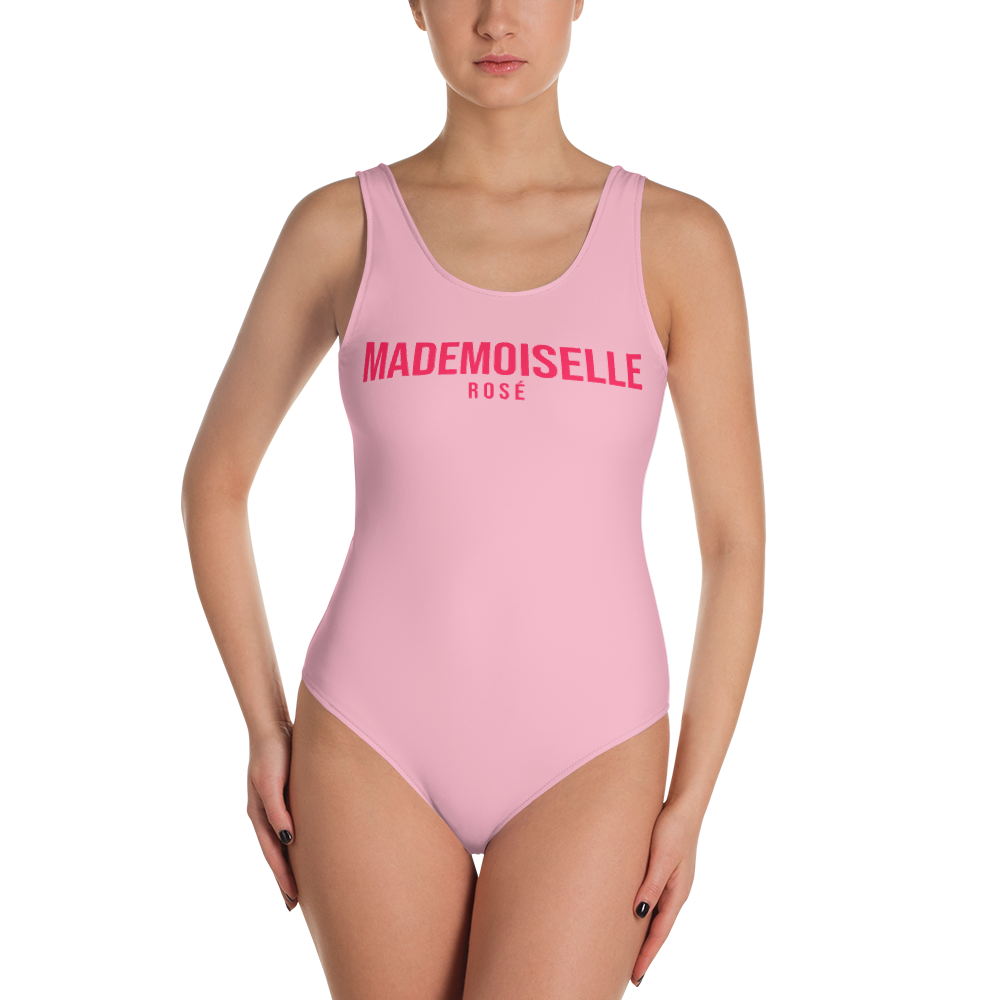 Image of Mademoiselle Rosé One Piece