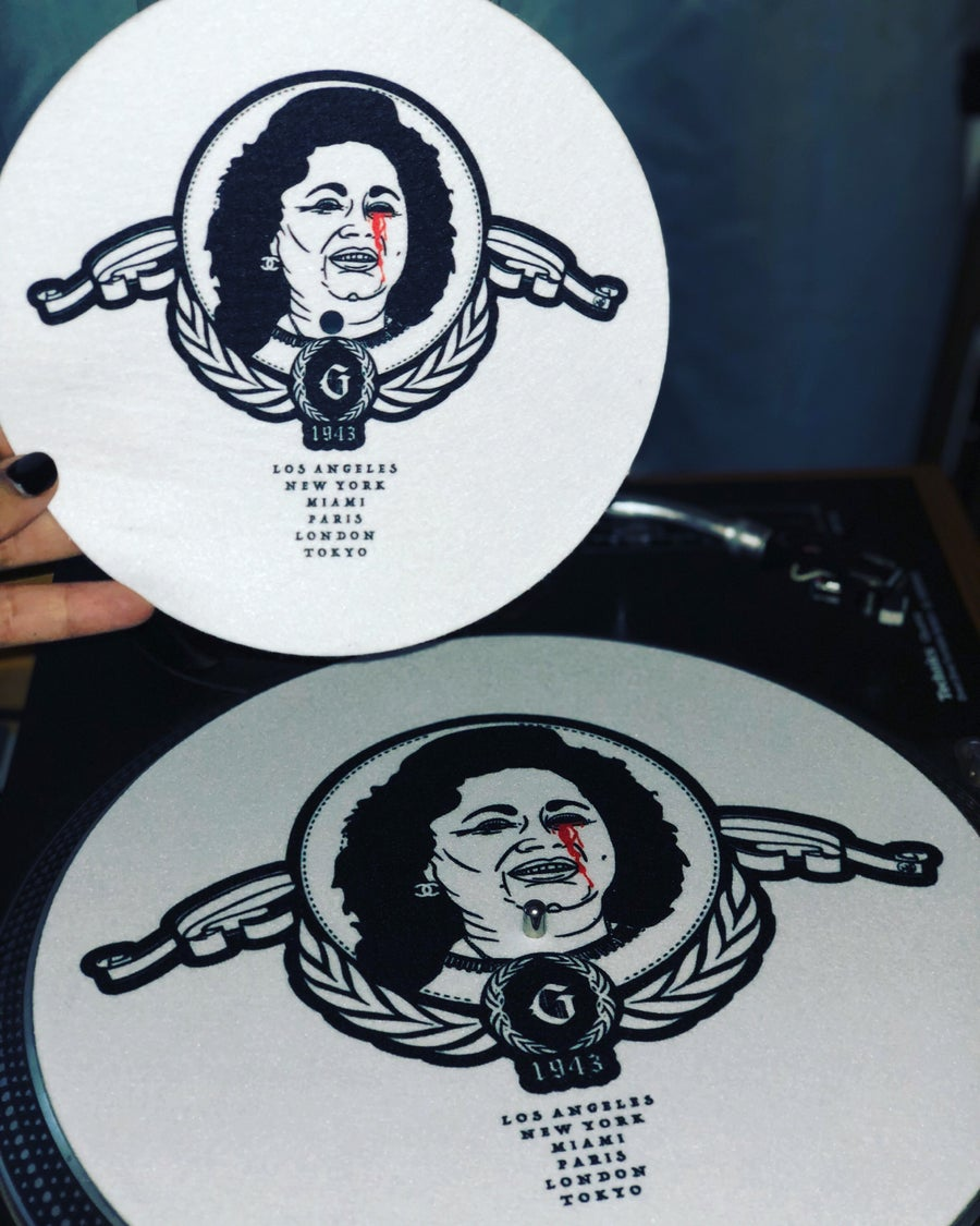 Image of La Madrina Slipmats