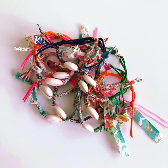 Image of Liberty Cowrie Bracelet