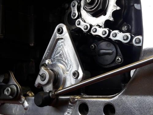 Image of Mk2 Slingshot Shift Shaft Support Plate