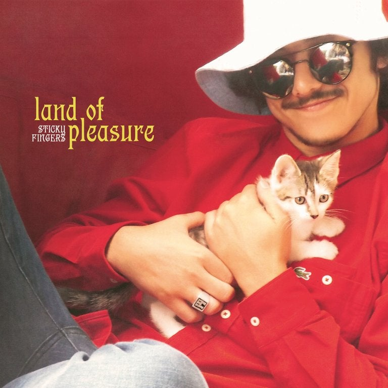 Image of Land Of Pleasure/ Caress Your Soul Vinyl