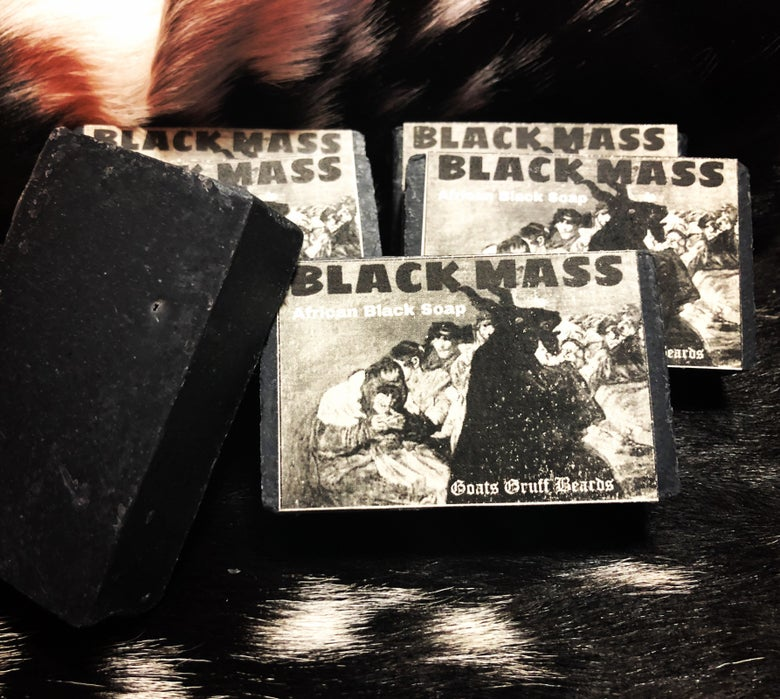 Image of African Black All Over Body Soap