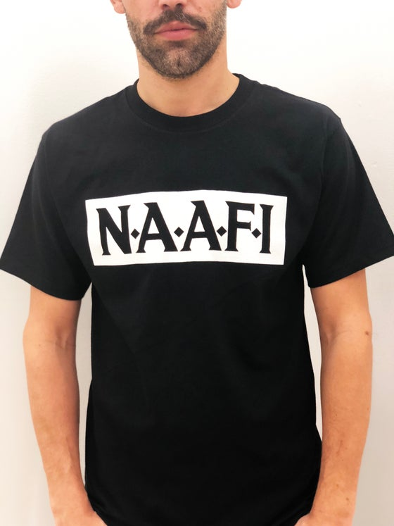 Image of NAAFI Box Logo