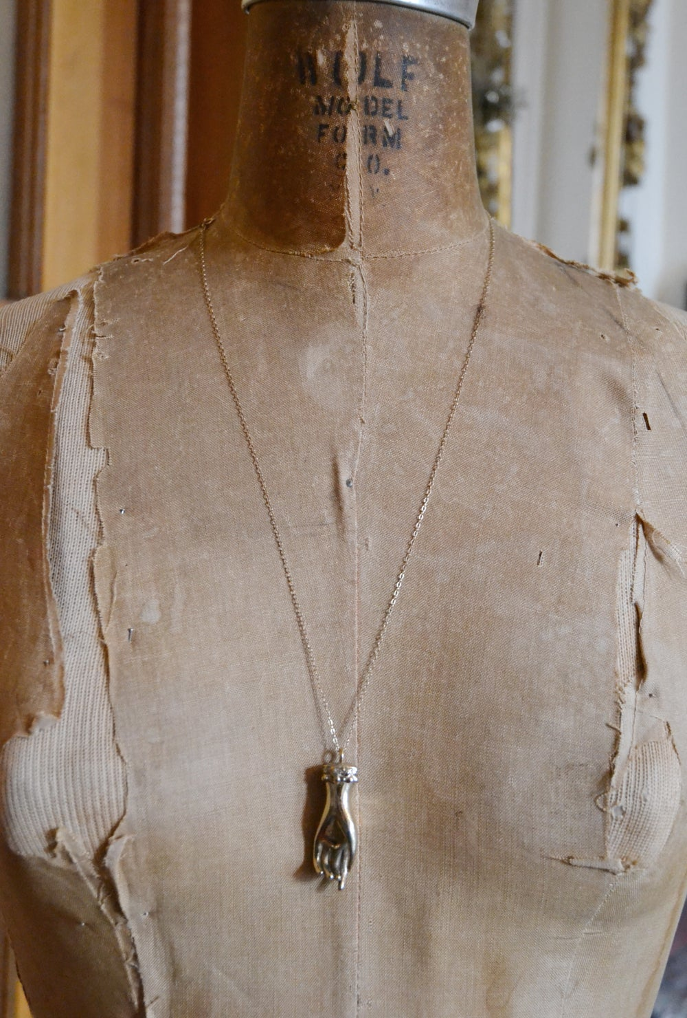 Image of The Ophelia Necklace