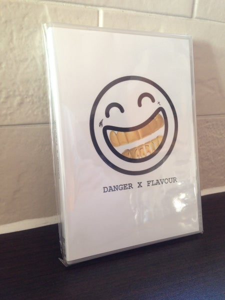 "Image of DANGER X FLAVOUR ""DVD"""