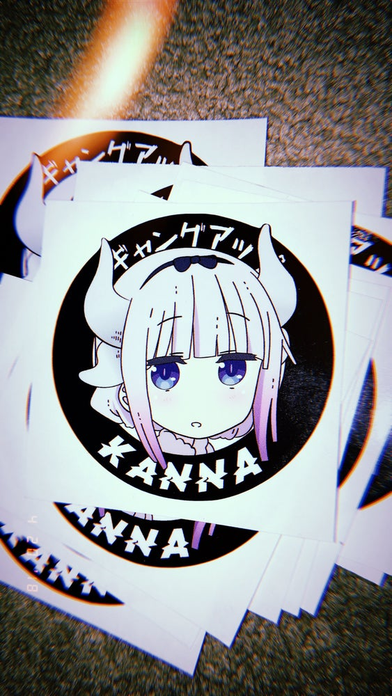 Image of Kanna Stamp