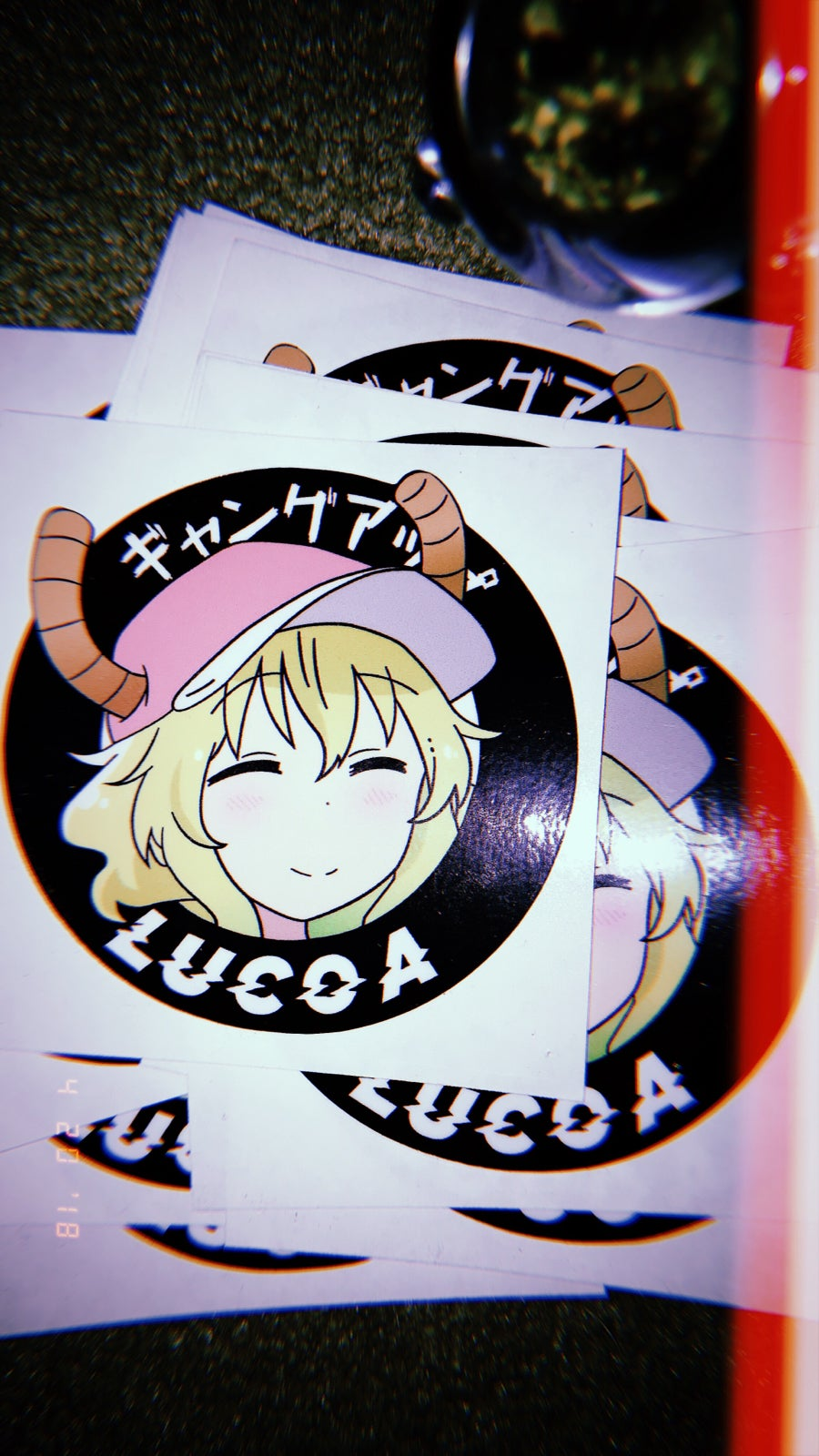 Image of Lucoa Stamp