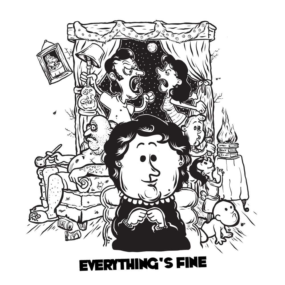 Image of EVERYTHING IS FINE