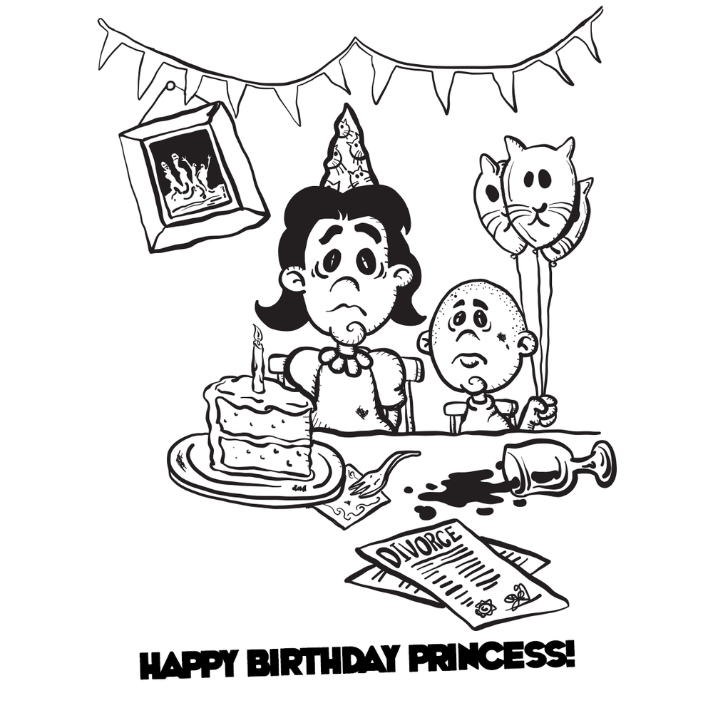 Image of HAPPY BIRTHDAY PRINCESS!