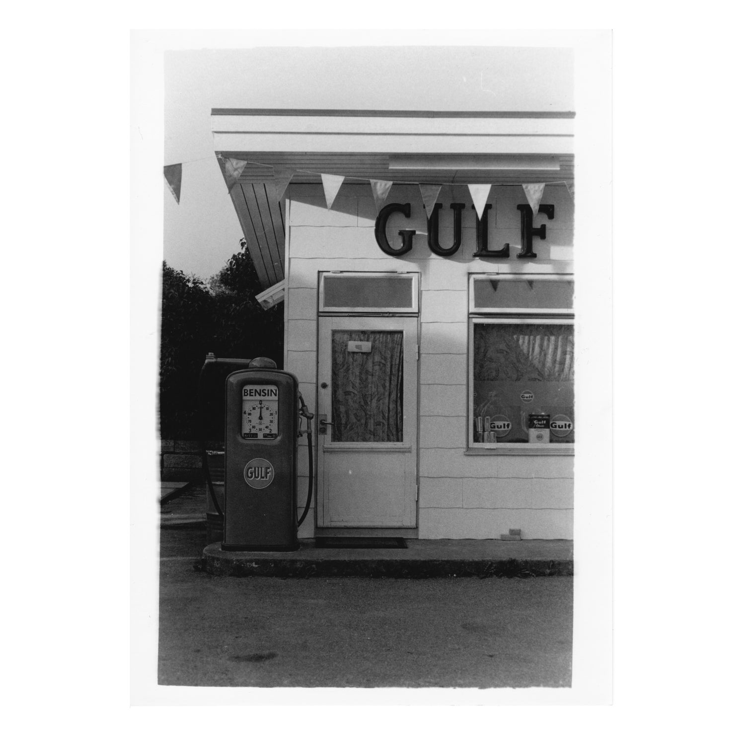 Image of Gulf station