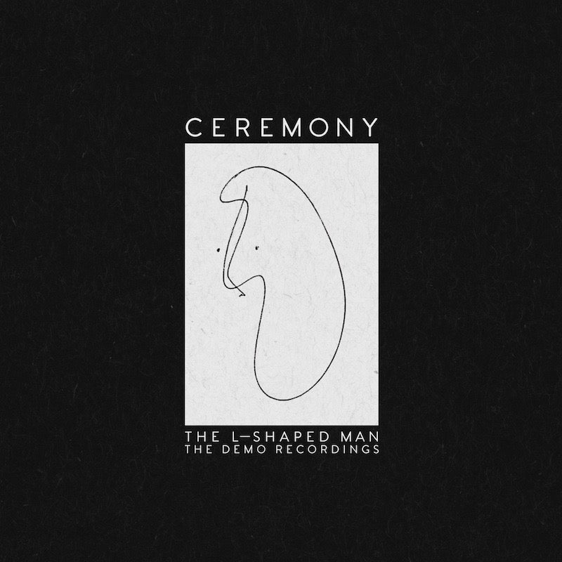 "Image of CEREMONY - 'The L-Shaped Man: The Demo Recordings' 12"" LP (Limited to 100)"