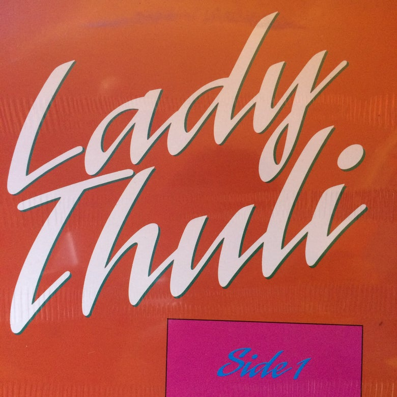 Image of Lady Thuli - I'm gonna make it