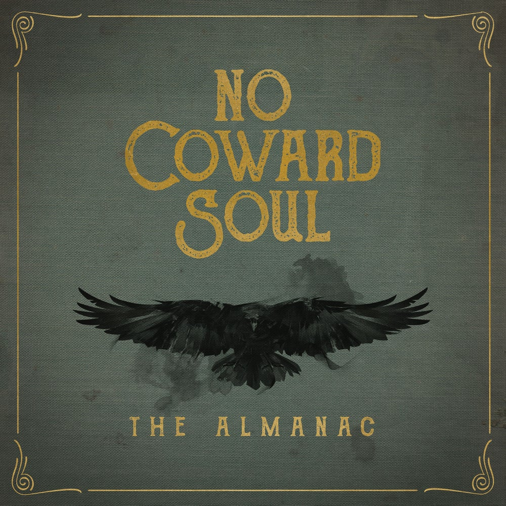 "Image of THE ALMANAC by NO COWARD SOUL- limited edition 12 ""vinyl"