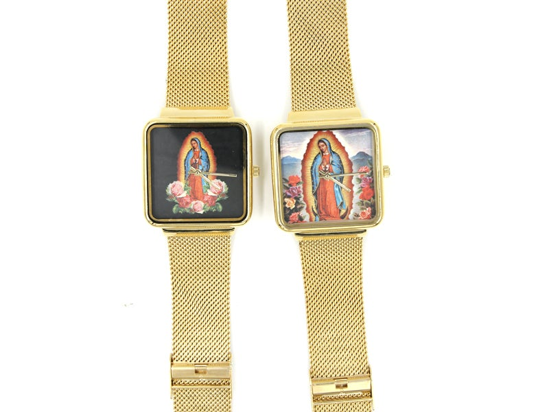 Image of Virgencita Watch