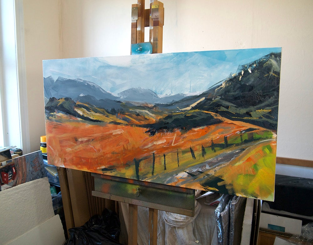 Image of Borrowdale (Original Painting)