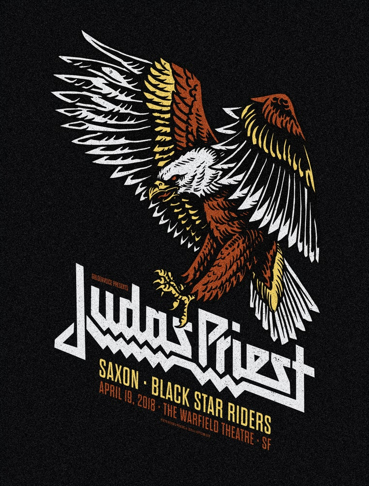 Image of Judas Priest - San Francisco 2018