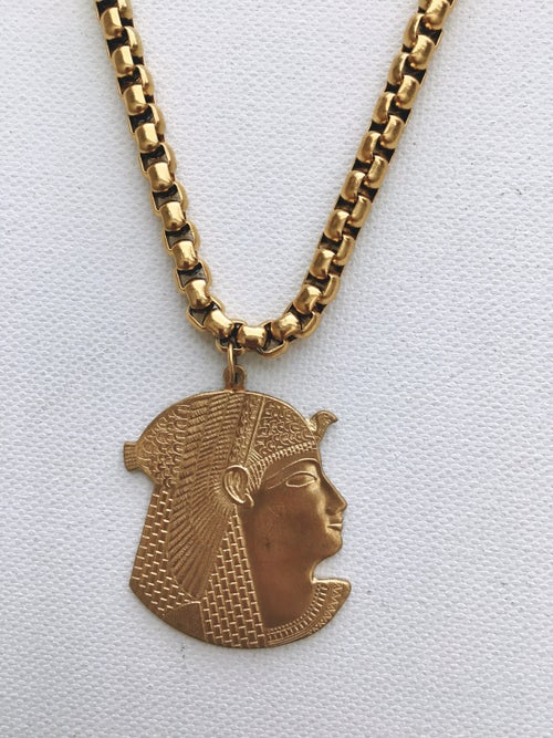 Image of ROXANNE SHAWNTAY • Goddess Necklace