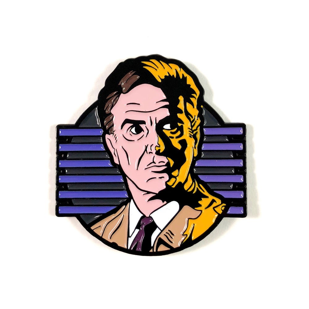 Unsolved Mysteries (Enamel Pin)