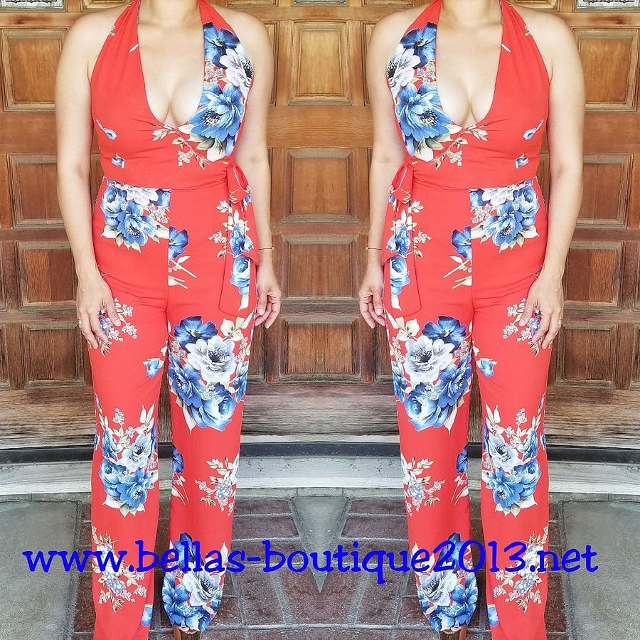 Image of Love Spell Jumpsuit