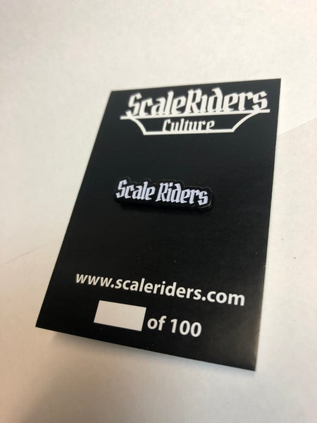 Image of Scale Riders OG Logo Lapel Pin