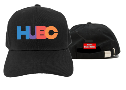 Image of HUBC Dad Black Hat