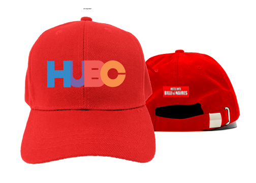 Image of HUBC Dad Red Hat