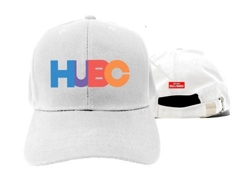 Image of HUBC Dad White Hat