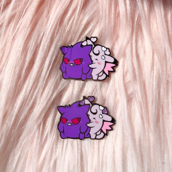 Image of Dead Cute Pins x Sour Attitude Club