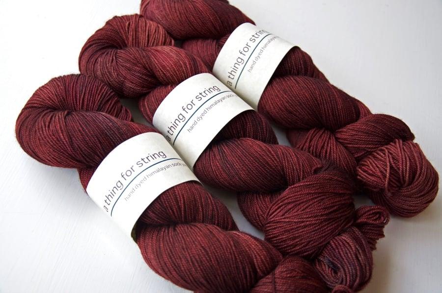 Image of Himalayan Sock — Rustic